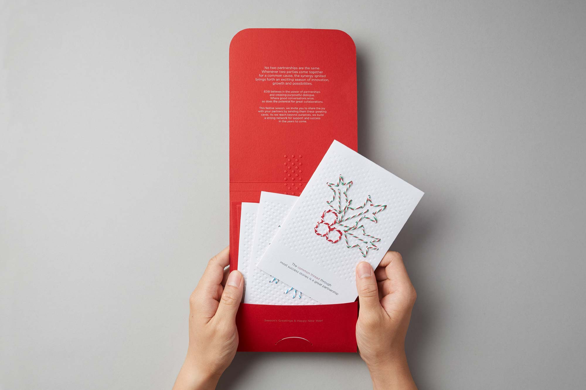 Christmas Card Yellow Octopus Allegro Print