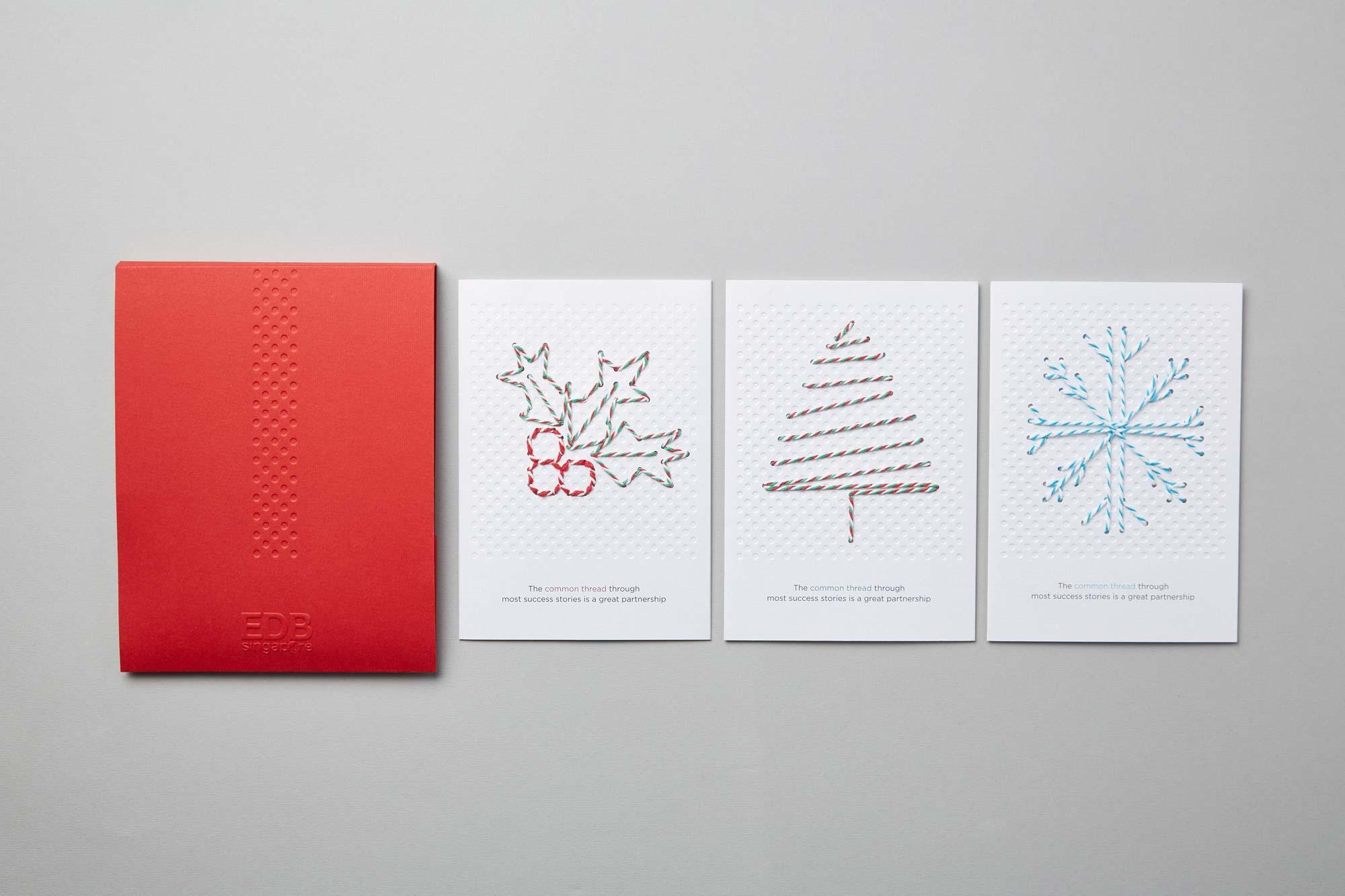 Christmas Card, Yellow Octopus  Allegro Print